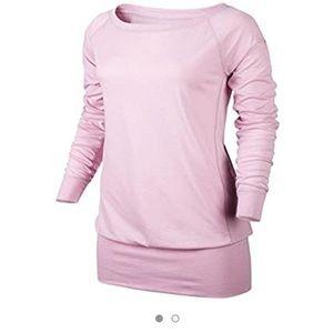 ❤️ Nike woman training top pink new XL